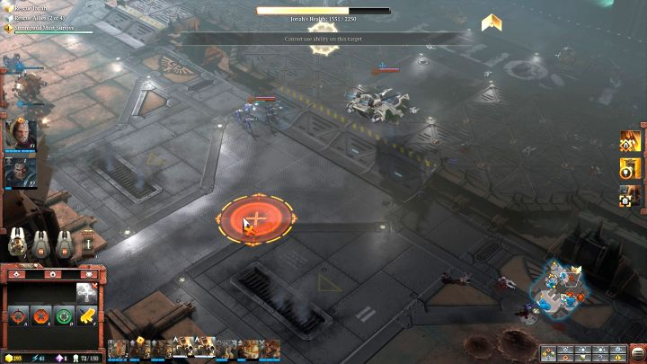 Now you have to send your troops to save Jonah. - Mission 4 - Campaign � walkthrough - Warhammer 40,000: Dawn of War III Game Guide