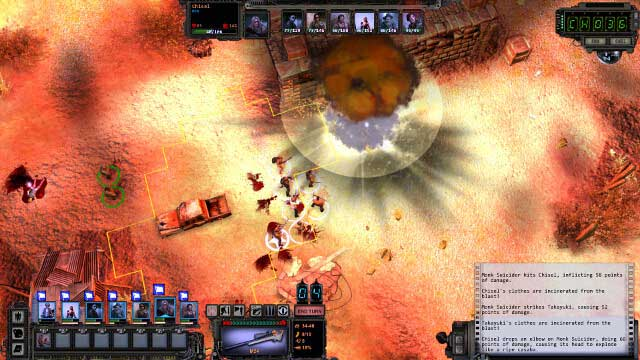 wasteland 2 how to get to canyon of titan