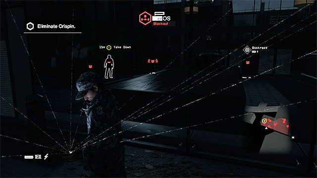 Crispin Watch Dogs Mission