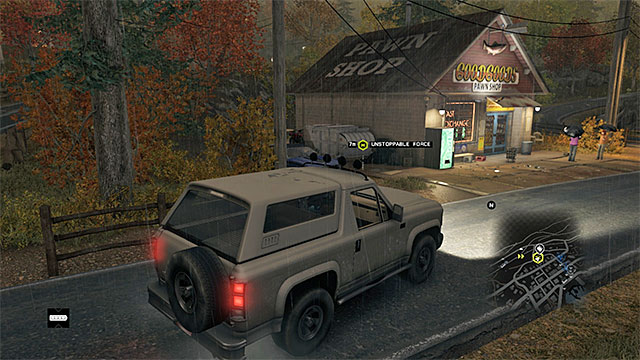 Pawn Shop Location Watch Dogs