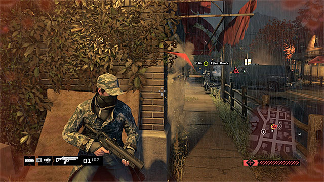 Watch Dogs  Choose Different Skills