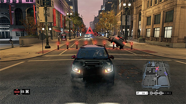 Watch Dogs  Hacking Traffic Lights While Driving