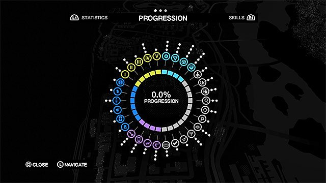 Watch Dogs  How To See Completion Percentage