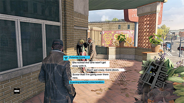 Watch Dogs Crime Detected