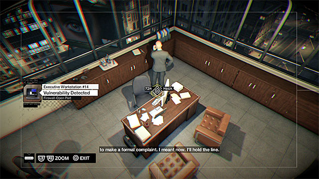 Watch Dogs  Find Access Key Hack And Run