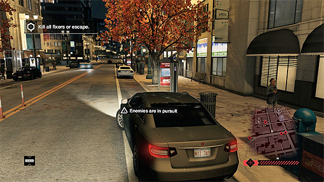 Watch Dogs How To Lose Fixers
