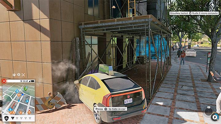 Paint Job Graffiti Mission Side Operations Watch
