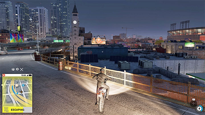 Watch Dogs  Side Operations Paint Job
