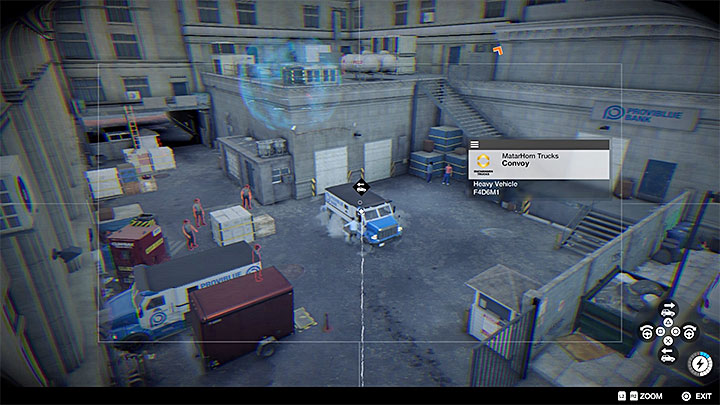 Watch Dogs  Hack Into The Proviblue Server
