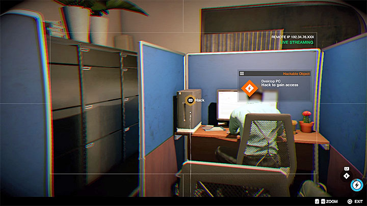 Watch Dogs  Blume Arena Hack