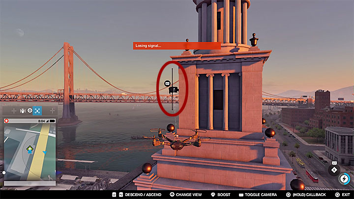 Ferry Building Hack Watch Dogs