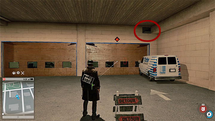 Watch Dogs  Lift Remote