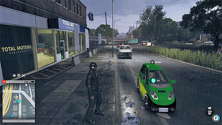 Watch Dogs  Merengue Locations