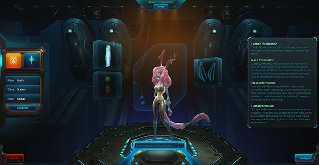 character creation the beginnings wildstar game guide