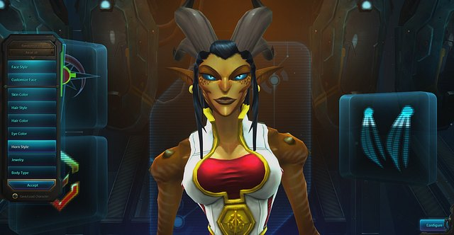 Character creation | The Beginnings - WildStar Game Guide ...
