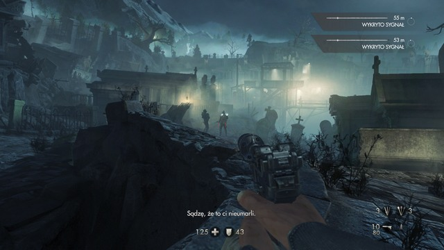 Chapter 8 - Dig Site | Walkthrough - Wolfenstein: The Old Blood Game