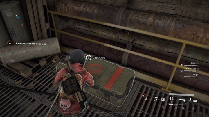 You will find new weapons, medkits and explosives in caches like that. - Tips for World War Z - Gameplay basics - World War Z Guide
