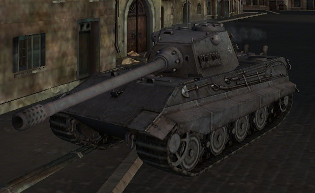 E-75 - German heavy tanks - German tanks - World of Tanks - Game ...
