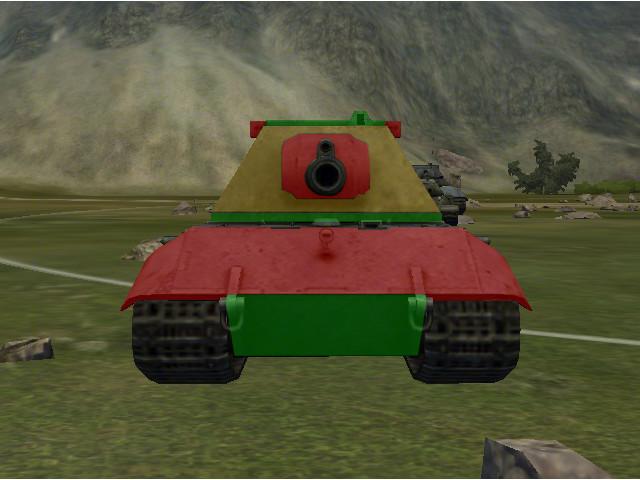 E-100 - World of Tanks Game Guide | gamepressure.com