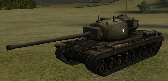 Name - T29 - Description of selected tanks - World of Tanks - Game Guide and Walkthrough