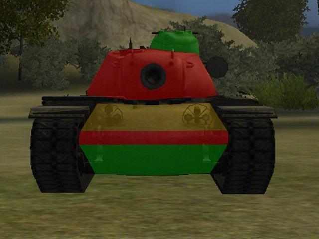 T110E5 has a little tougher hull than M103, but still shares all weak points with its predecessor - T110E5 - Description of selected tanks - World of Tanks - Game Guide and Walkthrough