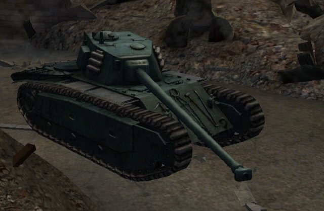 ARL 44 | French tanks - World of Tanks Game Guide