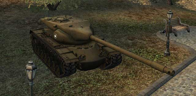 T57 Heavy | American tanks - World of Tanks Game Guide