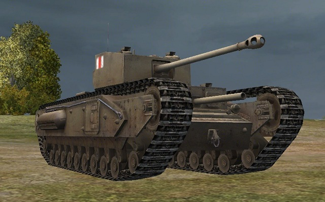 Churchill I - World of Tanks Game Guide | gamepressure com