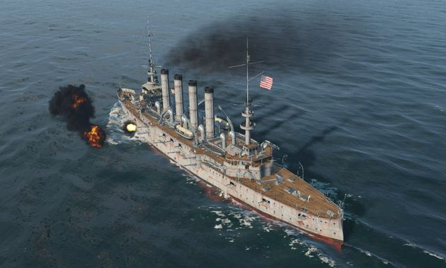 First warships | For beginners - World of Warships Game Guide