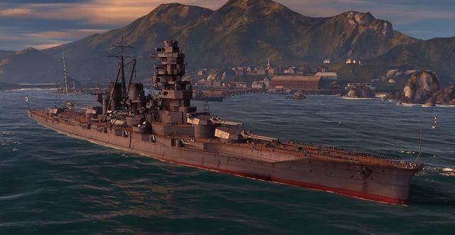 Kongo   Japan - World of Warships Game Guide   gamepressure com