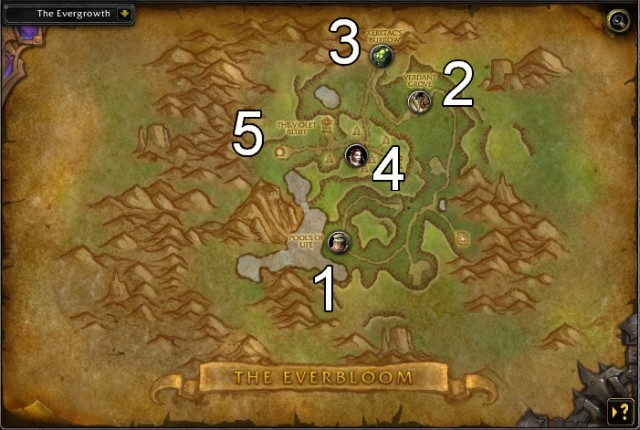 World of warcraft warlords of draenor game guide and walkthrough