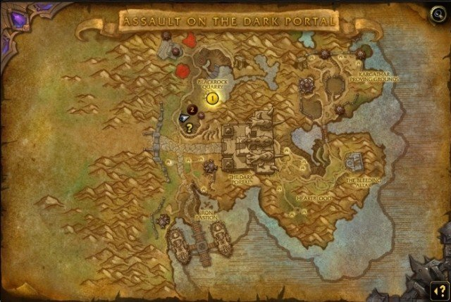 7. First steps in Warlords of Dreanor - World of Warcraft: Warlords ...