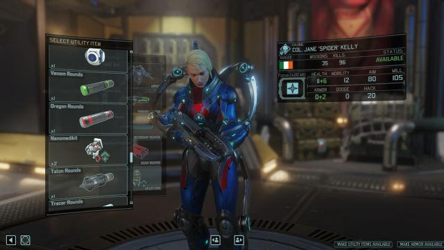 Ammunition is quite hard to get, but it offers powerful bonuses to your soldiers attacks. - Ammunition - Soldier equipment - XCOM 2 - Game Guide and Walkthrough