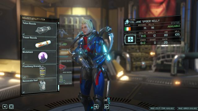 Utility items, such as the Mindshield, are extremely powerful, yet at the same time quite situational. - Utility items | Soldier equipment - Soldier equipment - XCOM 2 Game Guide
