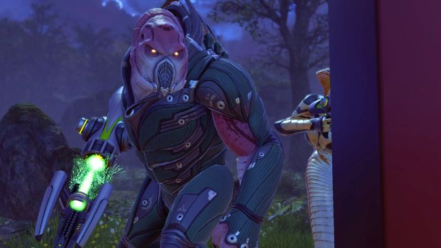 Mutons are lethal in melee combat, but other than that they are quite harmless. - Muton | Enemies - Enemies - XCOM 2 Game Guide