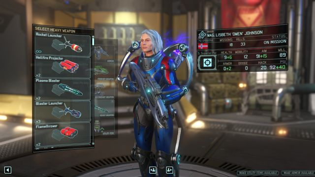 Heavy weapons allow your soldiers to perform a single, extremely powerful attack. - Heavy weapons - Soldier equipment - XCOM 2 - Game Guide and Walkthrough
