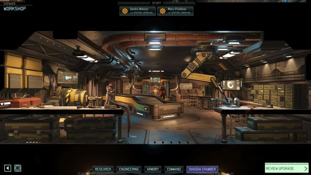 Workshop Available Facilities Xcom 2 Game Guide