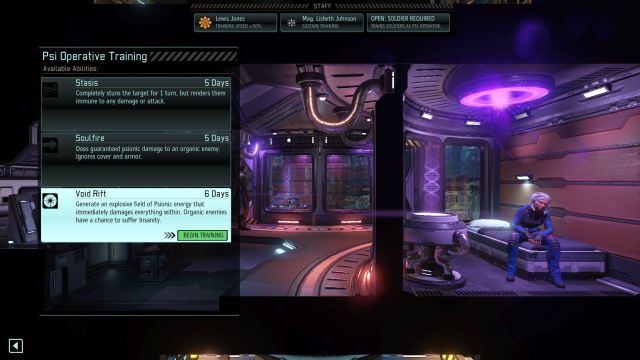 The Psi Lab is an immensely expensive, but important facility. - Psi Lab - Available facilities - XCOM 2 - Game Guide and Walkthrough