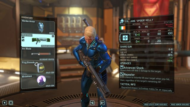 The Ranger class. - Ranger - Soldier Classes - XCOM 2 - Game Guide and Walkthrough