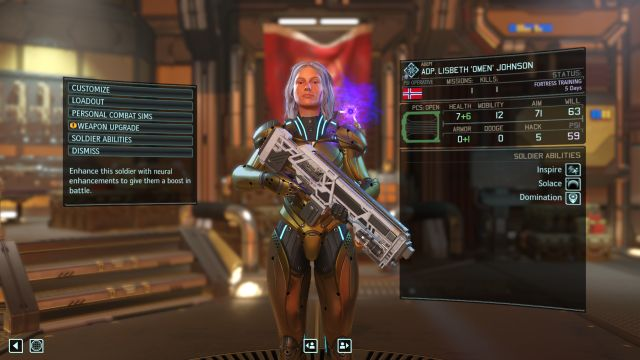 The last, fifth class - Psi Operative. - Psi Operative - Soldier Classes - XCOM 2 - Game Guide and Walkthrough