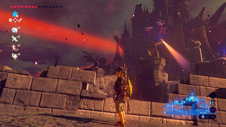 Destroy Ganon Zelda Breath Of The Wild Walkthrough The