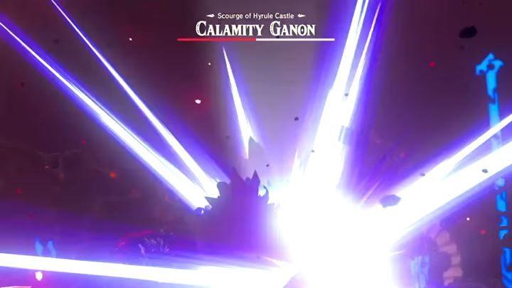 Calamity Ganon | Bossfight in Zelda Breath of the Wild - The