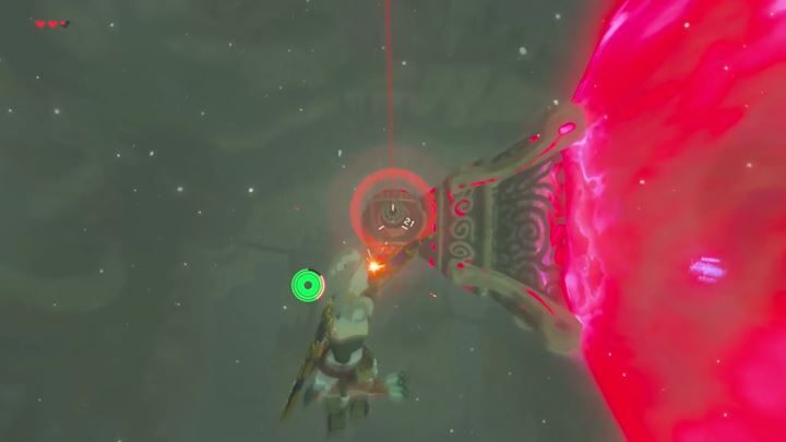 Destroy four defense cannons to turn off the force field. - Divine Beast Vah Medoh | Bossfights - Bossfights - The Legend of Zelda: Breath of the Wild Game Guide