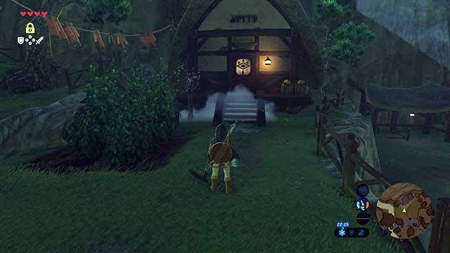 Dueling Peaks Tower Side Quests The Legend Of Zelda