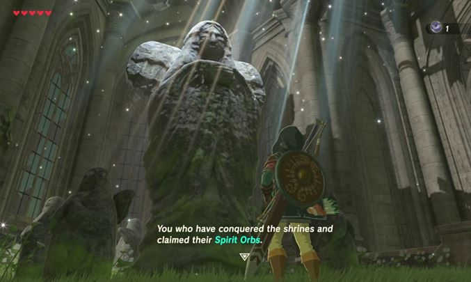 Use the statues to exchange Orbs for additional hearts or more stamina. - How to improve stamina/health? | FAQ - FAQ - Frequently asked questions - The Legend of Zelda: Breath of the Wild Game Guide